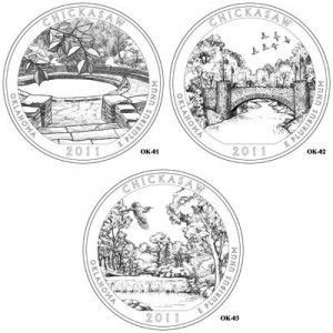 Littleton Coin Company presents America's Park Quarters